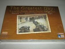 The Greatest Day: Sword, Juno and Gold Beaches: Battle for Normandy: Vol.1 (New)
