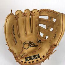 Louisville Slugger Rawhide Lacing HBG1 Key Hole Web LH Baseball Glove