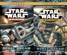 Star Wars ENEMY LINES DUOLOGY by Aaron Allston PAPERBACK Set of Books 1-2