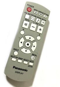 Panasonic 103RRS-176-01e Remote Control