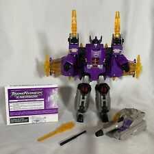 Transformers Energon Galvatron Leader Class! Complete! Hasbro