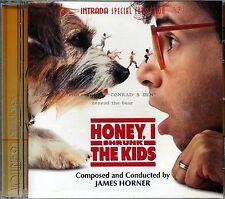"""James Horner """"HONEY, I SHRUNK THE KIDS"""" score 3000-ltd CD SEALED sold out"""
