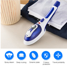 Portable Handheld Iron Steamer Travel Electric Fabric Laundry Steamer 800w New