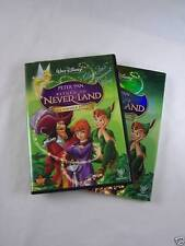 Autographed By Original Tink the Peter Pan Return to Neverland DVD