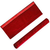 2 Pcs Handle Covers Solid Color Cloth Refrigerator Handle Covers for Long Handle