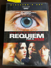Requiem for a Dream (Director's Cut) Very Good Dvd
