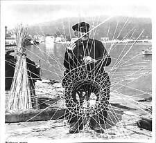 CORSE PECHEUR ILLUSTRATION 1970