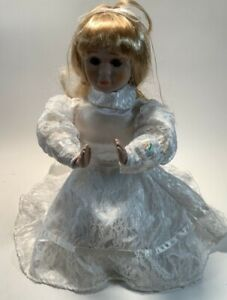 Little Praying Angel Animated Doll Tested Music Plays No Other Features Tested W