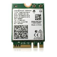 Intel Wireless-AC 9260NGW NGFF Dual Band 802.11ac 1.73Gbps WiFi + Bluetooth 5.0