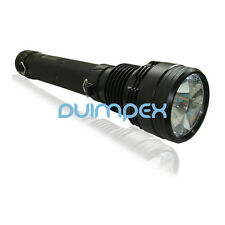 L16 TOP 85W HID XENON Linterna Flashlight TORCH 7800mAH 85W 3Stufe práctico