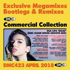 Commercial Collection 423 Club Hits Bootleg Remix & Megamixes DJ Double Music CD