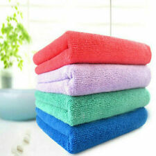 Pet Supply Fast Drying Grooming Microfiber Towel Blanket AU Cat Dog For Pet G6D5