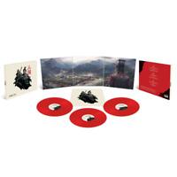 Total War Three Kingdoms Original Soundtrack Exclusive Translucent Red Vinyl 3LP