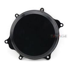 Black Engine Outer Clutch Cover For SUZUKI DR-Z400E/DR-Z400S/DRZ 400SM 2000-2017