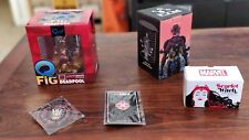 Marvel Comics collectibles lot Deadpool Ant Man Scarlet Witch Ultron