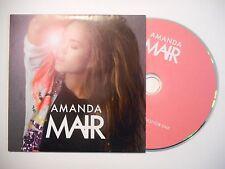 AMANDA MAIR : SAID AND DONE ♦ CD ALBUM PORT GRATUIT ♦