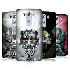 Étuis, housses et coques LG G3 en métal pour téléphone mobile et assistant personnel (PDA)