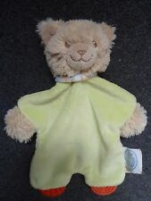 Amtoys Noukie's Teddy Bear Blankie Comforter Soother Doudou