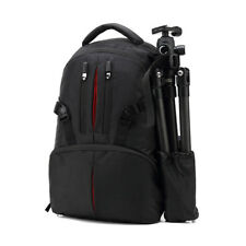 30L Camera Backpack DSLR SLR Tripod Shoulder Bag Waterproof Canon Nikon Sony