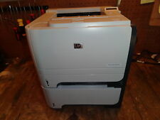 HP Laserjet P2055X P2055dn Laser Printer *REFURBISHED* warranty & toner