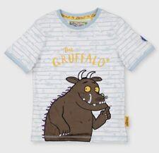 TU Boys Striped Gruffalo T Shirt 3-4 Years New