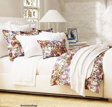 Ralph Lauren Allison King Comforter Floral Cotton Sateen 1q