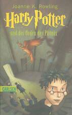 Harry Potter Und Der Orden Des Phonix by J. K. Rowling (Paperback, 2009)