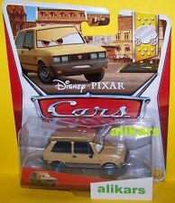 B - VICTOR H. - #3 Lemons Disney Pixar Cars movie Hugo autos toy die-cast coche