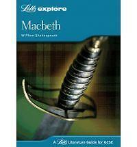 Macbeth (Letts Explore GCSE Text Guides) by Letts Educational (Paperback, 2004)