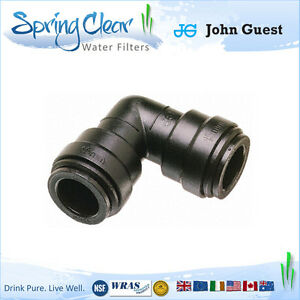 John Guest 15mm Equal Elbow, JG, PM0315E
