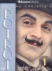 Agatha Christies Poirot - Volume 1 (DVD, 2002)