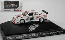 Herpa Alfa Romeo 155 v6 t/93 engstler Herpa Team nr25 dtm1994 PC 036078 OVP 1:87