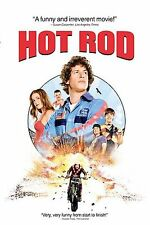 Hot Rod, Excellent DVD, Isla Fisher, Ian McShane, Jorma Taccone, Sissy Spacek, A