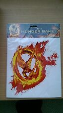 """The Hunger Games Burning Mockingjay Vinyl Decal 11"""" by 8"""""""