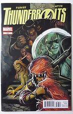 Thunderbolts #167 (February 2012, Marvel) (C4164)