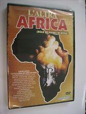 L'ALTRA AFRICA - DVD SIGILLATO PAL - CHRISTOPHER CAZENOVE - EDITA BRYCHTA