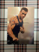 📸 Jean-Claude Van Damme Universal Soldier signed photo 6x8 inch coa