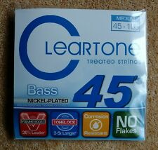 Cleartone Bass Treated Strings 45 - 105 Medium Series (BRAND NEW/SEALED)