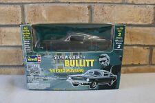 Revell Steve McQueen 1968 Ford Mustang 1:25