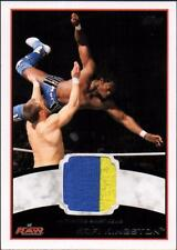 CO 2012 Topps Heritage WWE Shirt Relics #8 Kofi Kingston