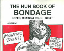 Tom of Finland THE HUN OF BONDAGE 1998 gay homosexualité sexualité comics RARE