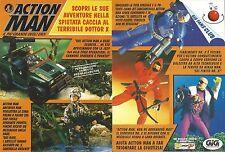 X1628 Gig Fans Club - Action Man - Pubblicità del 1994 - Vintage advertising