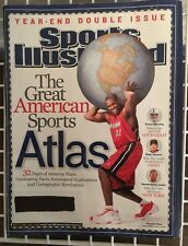 SPORTS ILLUSTRATED ~ DECEMBER 27, 2004-JANUARY 3, 2005 - SHAQUILLE O'NEAL