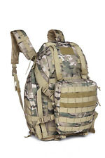 Every Day Carry Heavy Duty Mountaineer Multicam Hiking Day Pack Backpack
