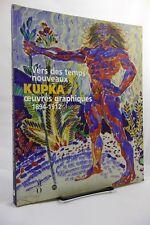 Vers des temps nouveaux: KUPKA by Marie-Pierre Sal'