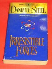 msm* DANIELLE STEEL ~ IRRESISTIBLE FORCES