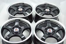 15 Wheels Rims Rio Corolla Civic iQ Ion Cooper Miata Spectra Spark 4x100 4x114.3