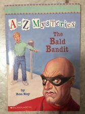 A to Z Mysteries: The Bald Bandit by Ron Roy (PB, 1998)