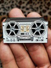 Pioneer RT-707 Vintage Reel R2R Enamel 2 Inch Pin