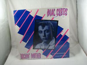 MAC CURTIS Rockin' Mother SEALED 1979 UK orig Radar RAD 22 NM rockabilly vinyl